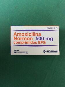 Normon Antibioticas 30