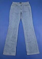 Trussardi jeans donna usato flare bootcut W30 tg 44 a zampa boyfriend T5271
