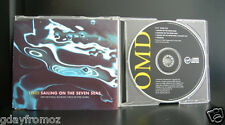 OMD - Sailing On The Seven Seas 4 Track CD Single