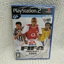 FIFA Football 2004 (Sony PlayStation 2) ps2 Spiel * NEU und VERSIEGELT *