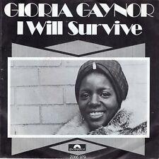 7inch GLORIA GAYNORI will surviveHOLLAND 1978 EX+ (S0005)