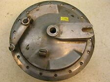 1960's laverda 250 street front brake plate wheel hub s387~