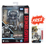 HASBRO TRANSFORMERS STUDIO SERIES 10 DELUXE CLASS AUTOBOT JAZZ ACTION FIGURE