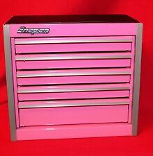 Snap On Pink Mini Bottom Roll Cab Tool Box - Brand New