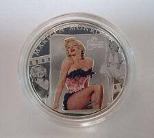 Marilyn Monroe 1 Dollar Münze - Cook Island 2011