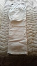 """GENTS CREME NICO  JEANS WORN ONCE WAIST 32"""" EXCELLENT CONDITION"""