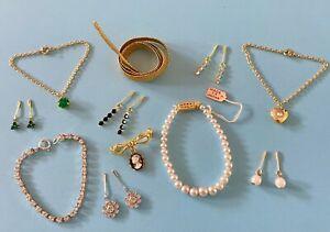 Vintage Doll Accessories: Jewelry Lot Madame Alexander Cissy Miss Revlon Toni