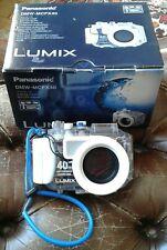 Panasonic Lumix underwater camera case. Scuba diving, snorkelling, waterproof