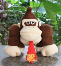 Super Mario Bros. Donkey Kong Cute Soft Plush Toy Doll Kids Gift 10'' 26CM