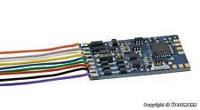 Viessmann 5244 H0 Lokdecoder mit Kabel für DCC und Motorola