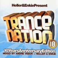 Trance Nation 18 (mixed by André Visior, Heller & Enkie) Oceanlab feat... [3 CD]