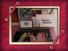 Bond Incredible Sweater Machine Knitting Kit with Instruction...
