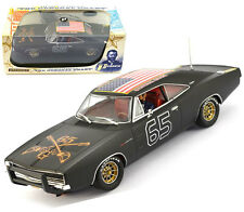 Pioneer Dodge Charger The General Grant Shady Black Slot Car 1/32 Dukes P095