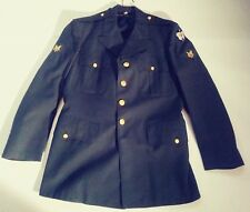 Vintage 1950's Army Dress Uniform (Jacket And Pants) With Polar Bear Patch