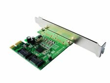 SATA III (6Gbps) 2-port (Internal) PCI-Express RAID Controller Card
