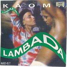"LAMBADA # KAOMA - Maxi 45g  12"""
