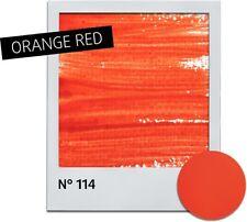 alessandro Farbgel - Orange Red, à 5g (No 114) NEU! UV-Gel (No 23-114)