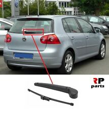 FOR VW GOLF V MK5 HATCHBACK 2003 - 2009 NEW REAR WIPER ARM WITH 350 MM BLADE