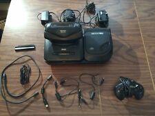 Sega Genesis Model 2 + Sega CD + 32x Systems + Cables + Controller