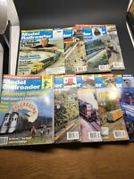 Model Railroader Magazine - 1999 - TEN Issues