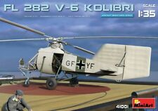 MiniArt 1/35 41001 WWII German Flettner FL282 V-6 KOLIBRI Helicopter