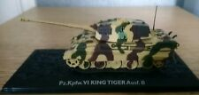 King Tiger Tank by Atlas Editions