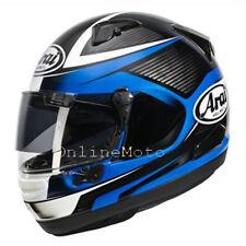 Blaue-Brillen & -Kopfbekleidungen Arai Motorrad-Helme
