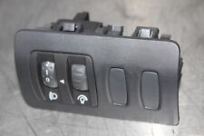 RENAULT CLIO MK3  2005 2006 2007 2008 2009 HEADLIGHT SWITCH PANEL
