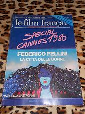 Le nouveau film français n° 1810/1811 - Spécial Cannes 1980