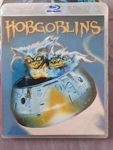 Hobgoblins Blu-ray (2 discs), Vinegar Syndrome, horror, comedy, cult, OOP