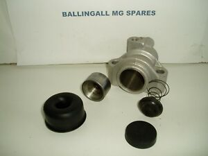 180-715 MG MGA /B CLUTCH SLAVE CYLINDER STAINLESS STEEL SLEEVE COMPLETE WITH KIT