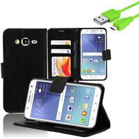 Funda Carcasa Cartera Soporte Vídeo Solapa Samsung Galaxy J5 SM-J500F