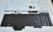 For Dell Precision M6400 M6500 Laptop Backlit Keyboard LA Latin With Pointing