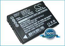3.7 V Batteria per Panasonic Lumix dmc-zs20w, Lumix DMC-ZS10, Lumix dmc-zs15s NUOVO