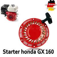 Seilzugstarter Zugstarter Stromerzeuger für Honda GX120, GX140, GX160, GX200.