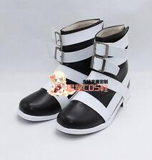 Soul Eater Maka Albarn Adult Halloween Cosplay Shoes Boots X002