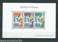 DAHOMEY - 1961 YT 2 - BLOC NEUF* petit charnière