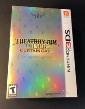Theatrhythm Final Fantasy Curtain Call [ Collector's Edition ] (3DS) NEW