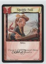2001 Harry Potter Trading Card Game #105 Squiggle Quill Gaming 6x6