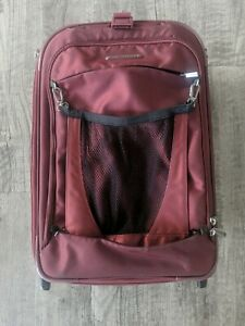 """Briggs & Riley Transcend TU122X -12 21"""" Upright Wheeled Exp Carry on Suitcase"""