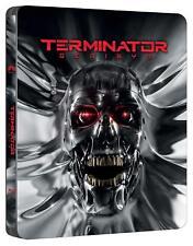 Terminator Genisys Blu-Ray Metalpak (Steelbook) Import - Embossed Region Free