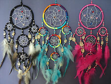 DREAM CATCHER COWRIE SHELLS BEADS FAIR TRADE NEW DREAMCATCHER BOYS GIRLS