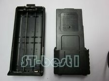 3800 mAH AA battery case for BAOFENG UV-5R UV-5RA/B/C/D/E portable walkie talkie