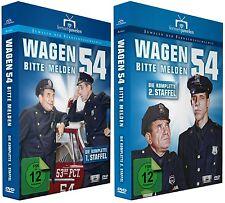 Wagen 54, bitte melden - Die komplette Serie (Staffel 1+2) - Fernsehjuwelen DVD