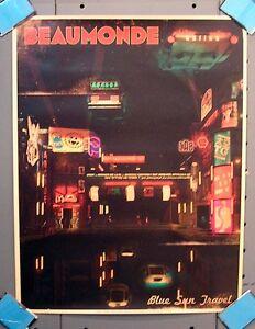 Serenity/Firefly Blue Sun Travel Poster/Print-Beaumonde (SEPO-BSS2-07)