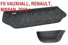 CAB STEP MATS 2 X FOOT WELL MAT 4 Renault Master Vauxhall Movano Nissan NV400