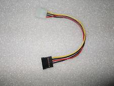 Cavo Adattatore Alimentazione Serial Ata 15 Poli/4 Pin Cm.0.15