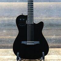 "Godin Multiac ACS Nylon Black HG ""B-Stock"" El.-Classical Guitar w/Bag #20082138"