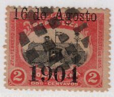 Dominican Republic,Scott#158,2c,use d