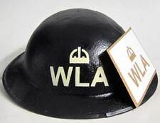WW2 British WLA Helmet Womens Land Army Stencil Template Decal Tommy WWII 1940's